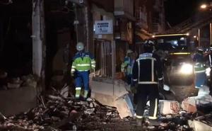 Una explosión en un restaurante chino de Madrid obliga a desalojar dos bloques de edificios