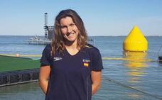 España, séptima en los relevos de aguas abiertas, con Paula Ruiz destacada