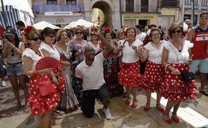 La Feria de Málaga, a rebosar el martes