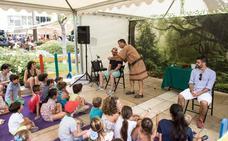 La Feria Mágica convierte a los niños en protagonistas del Centro de Málaga