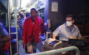 Málaga recibe a otros 207 migrantes rescatados en cuatro pateras en Alborán