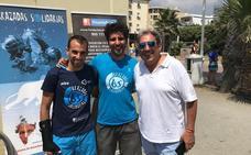 La travesía a nado de Rincón recauda más de 4.000 euros