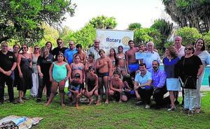 La colaboración público-privada impulsa la reapertura de la piscina en El Ángel en Marbella