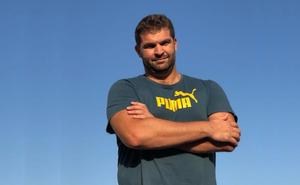 Javier Cuenca, nuevo preparador físico del GAES Málaga