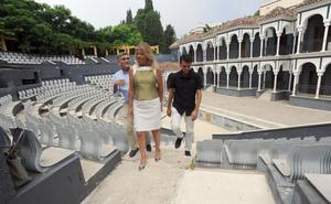 Arranca la obra para reabrir el auditorio del Parque de la Constitución, precintado hace más de dos años