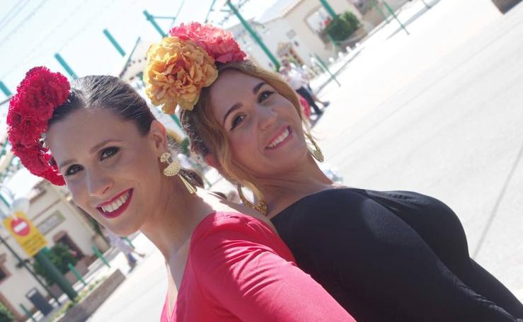 Las mejores imágenes del martes en la Feria de Málaga 2018