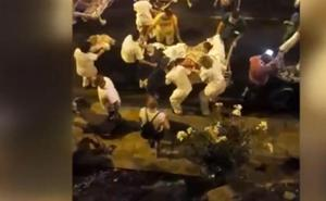 Detenida por provocar un incendio en un hospital de Tenerife