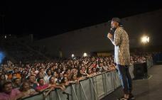 Málaga vibra con los ritmos canarios de Efecto Pasillo