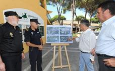 Las obras del sistema de videovigilancia de la ciudad arrancan en la zona este de Marbella