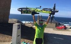 1.500 kilómetros a pedales con un fin solidario