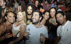 La música no para en la Feria del Centro: de la calle a los bares