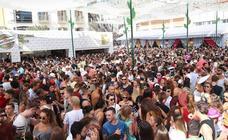 Todas las imágenes del miércoles de la Feria de Málaga 2018
