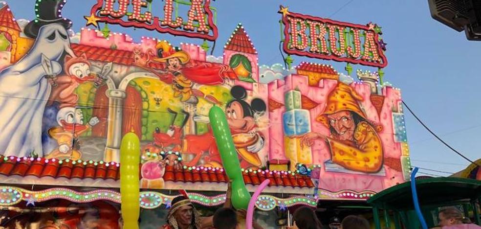 ¿Sabes qué día de la Feria de Málaga están los cacharritos a mitad de precio?