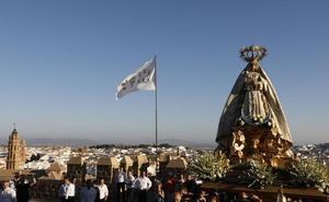 La Virgen del Socorro recuerda el 30 aniversario de su coronación canónica
