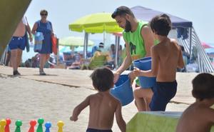 Talleres de Bioparc Fuengirola para aprender a cuidar las playas