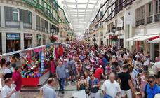 Las mejores imágenes del jueves de la Feria de Málaga 2018