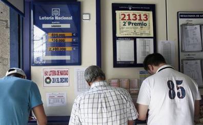 El sorteo de la Lotería Nacional deja 360.000 euros en Málaga