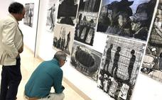 Alvarado cierra en el MAD de Antequera su largo ciclo sobre los migrantes