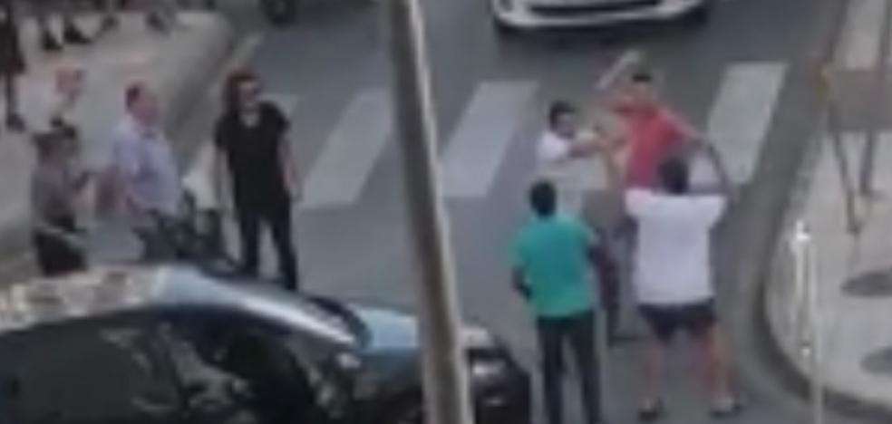 Investigan una multitudinaria pelea en Estepona tras un incidente de tráfico