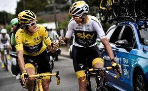 Froome y Thomas confirman que no estarán en la Vuelta