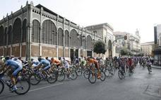 Cortes de tráfico y desvíos del sábado 25 de agosto con motivo de la Vuelta Ciclista a España en Málaga