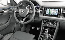 Skoda Kodiaq, un SUV seguro, robusto y familiar
