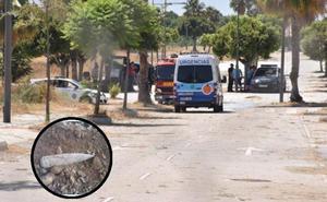 Desactivan un obús de la Guerra Civil hallado en una obra en construcción en Guadalmina