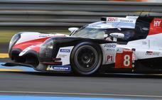 Toyota, el más rápido y Alonso, el más trabajador
