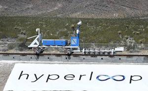 Hyperloop, año cero