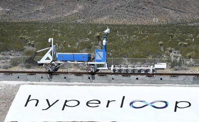 Hyperloop, año cero