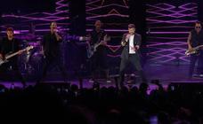 El recital de Ricky Martin en Fuengirola, en imágenes