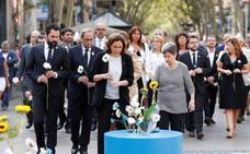 Torra recuerda a los Mossos, Trapero y Forn, «injustamente encarcelado»