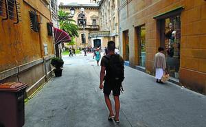 En estado grave un joven tras ser agredido al inicio de la Semana Grande de San Sebastián