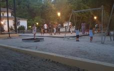 La rehabilitación de los parques de Ronda se iniciará después de la feria