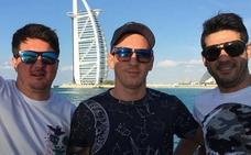 Condenan al hermano de Messi por llevar pistola