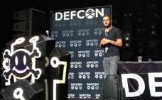Un malagueño en la convención 'hacker' más gamberra de EE UU