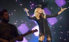 El pop de Marta Sánchez y el flamenco de Juanma Jerez se fusionan en la Feria de Málaga