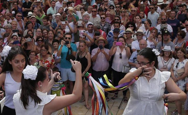 Las imágenes del último sábado de la Feria de Málaga 2018