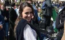 Una estudiante de Málaga, en el Pre-Sínodo de los Jóvenes