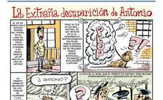 El periódico de Antonio Ortega que no llegó a ver la luz