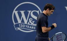 Federer y Djokovic se juegan el título en Cincinnati