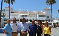 Los empresarios de La Cala de Mijas aumentaron un 20% sus ventas en el World Padel Tour