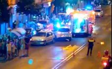 Libertad con cargos para el conductor ebrio que atropelló mortalmente a una mujer en la calle Eugenio Gross de Málaga