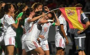 La sub-20 española, en la final de un Mundial por primera vez