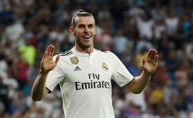 La felicidad de Bale espolea al Real Madrid