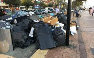La huelga de limpieza en Fuengirola acaba sin acuerdo y agrava el conflicto