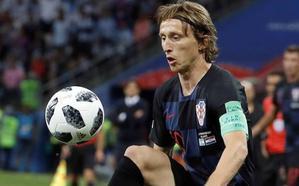 Modric y Rakitic lideran la lista de Croacia para el duelo con España