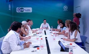 El PP propone a Susana Díaz un pacto en inmigración para exigir recursos al Gobierno
