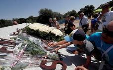 Las víctimas de Spanair exigen la verdad en el décimo aniversario de la tragedia