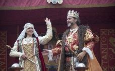 Fin de la Feria de Málaga con la Cabalgata Histórica
